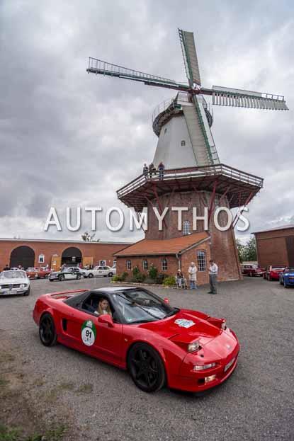 Automythos | 11. Hamburg Berlin Klassik 2018 | 91 | Alexander Weber & Aylin Berkefeld | Honda NSX