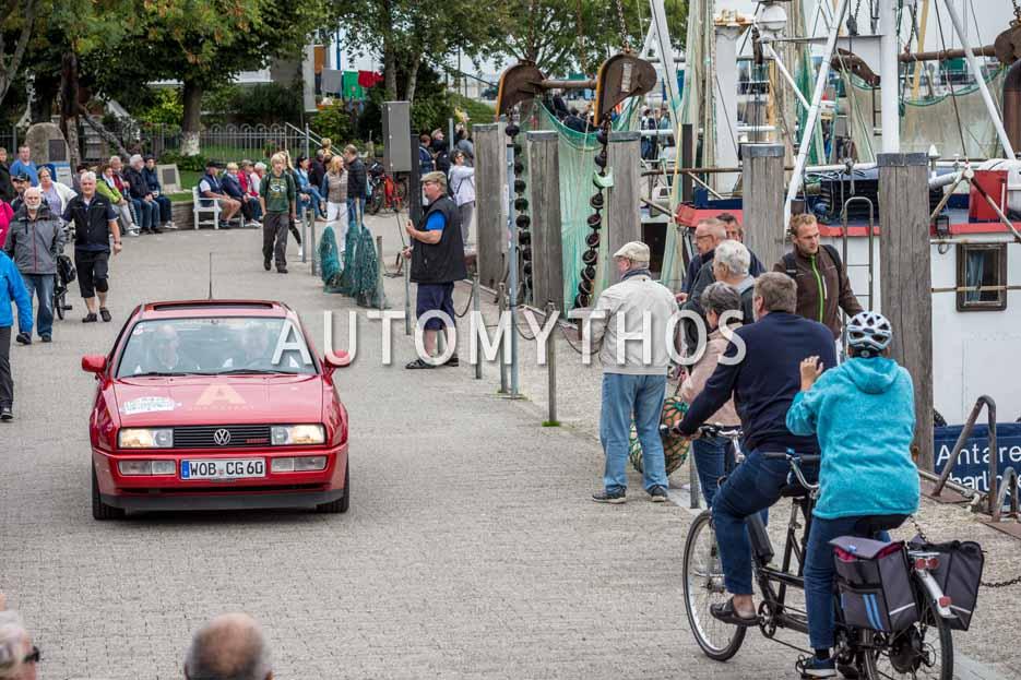 Automythos | 11. Hamburg Berlin Klassik 2018 | 93 | Wolfgang Berghofer & Christian Mathes | Volkswagen Corrado G60