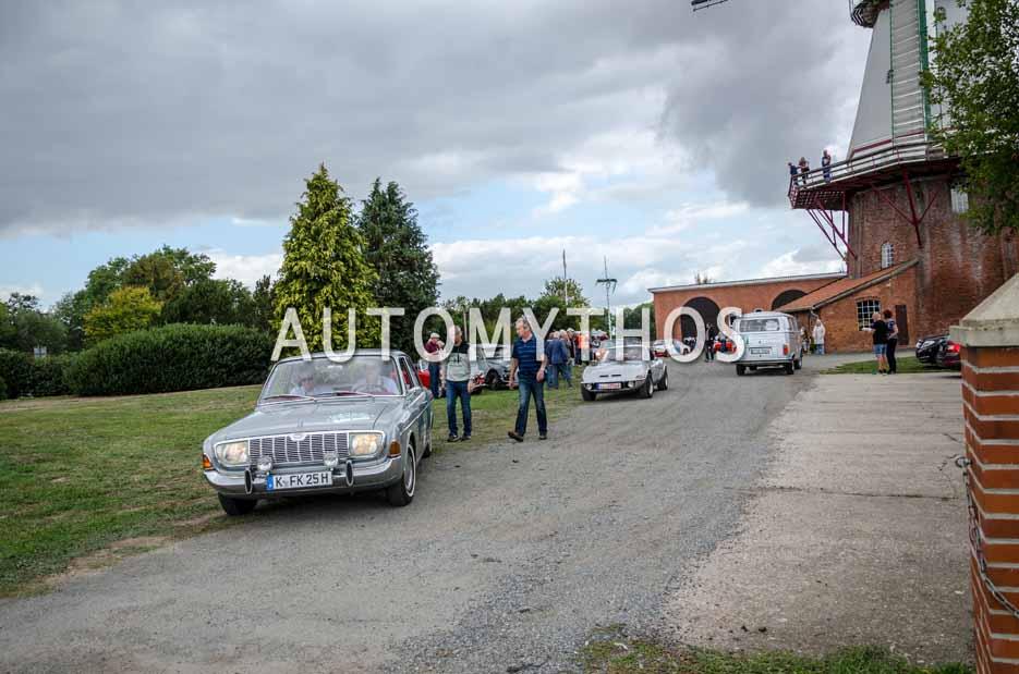 Automythos | 11. Hamburg Berlin Klassik 2018 | 101 | Andre Preiß & Hartwig Petersen | Ford 20 M TS P5