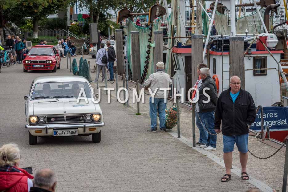 Automythos | 11. Hamburg Berlin Klassik 2018 | 102 | Barbara Mairinger & Dr. Thomas Mairinger | Ranger A 2500