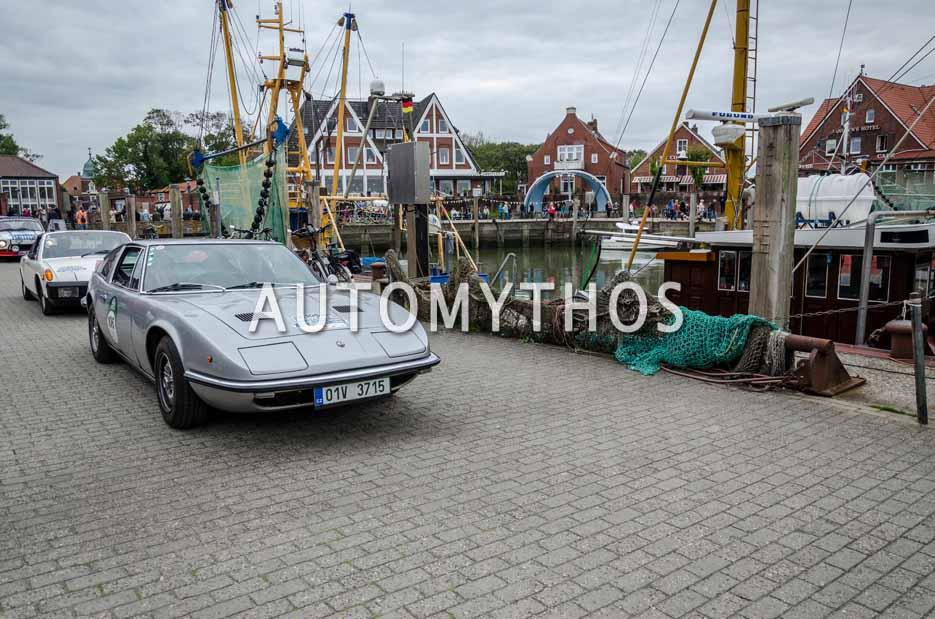 Automythos | 11. Hamburg Berlin Klassik 2018 | 106 | Petr Fiala & Soňa Nejedlá | Maserati Indy