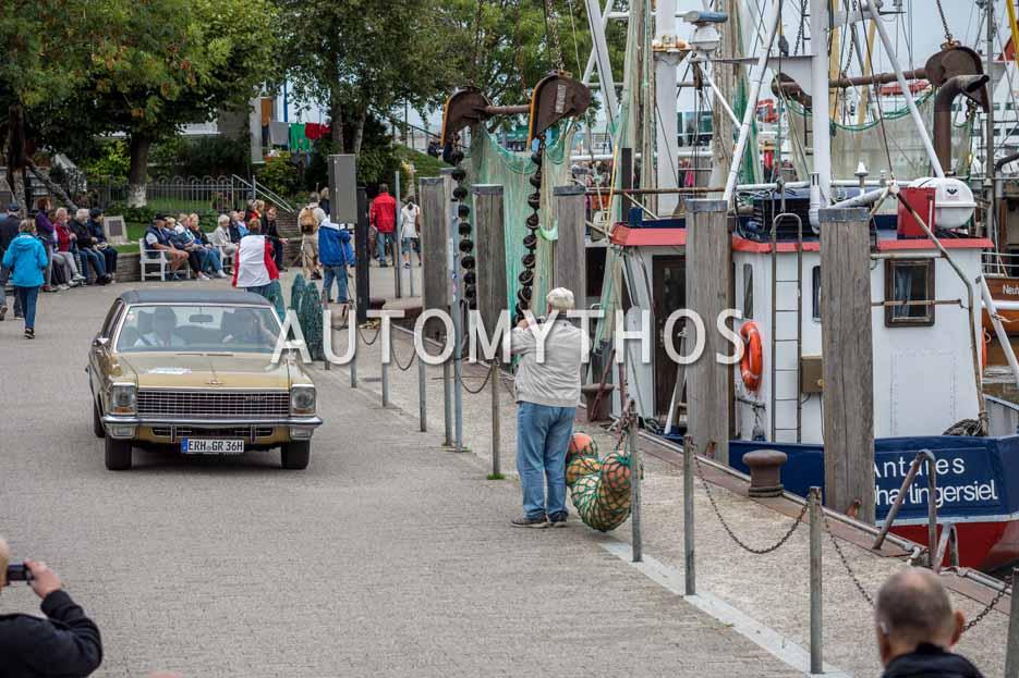Automythos | 11. Hamburg Berlin Klassik 2018 | 107 | Günter Rubin & Marlene Vilsmeier-Rubin | Opel Diplomat V8