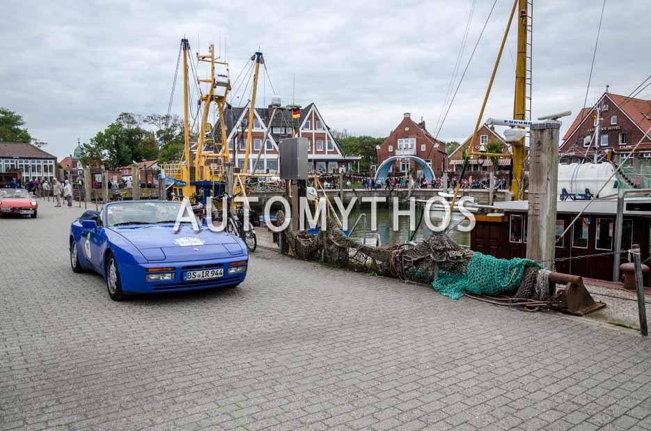 Automythos | 11. Hamburg Berlin Klassik 2018 | 110 | Dr. Henning Rauls & Delia Rauls | Porsche 944 S2 Cabriolet
