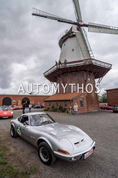 Automythos | 11. Hamburg Berlin Klassik 2018 | 112 | Joachim Barisch & Sven Grützmacher | Opel GT 1900 AL