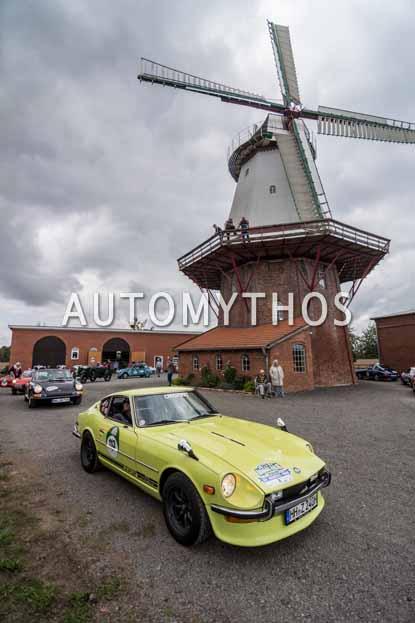 Automythos | 11. Hamburg Berlin Klassik 2018 | 113 | Oliver Claus & Stefan Riedel | Datsun 240Z