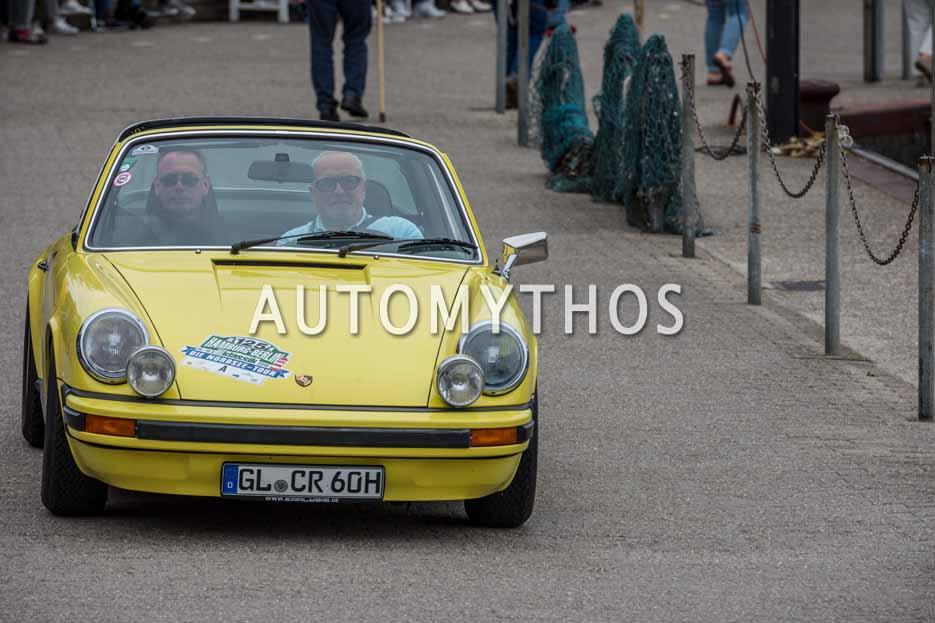 Automythos | 11. Hamburg Berlin Klassik 2018 | 125 | Lutz Runkel & Peter Suer | Porsche 911 Targa