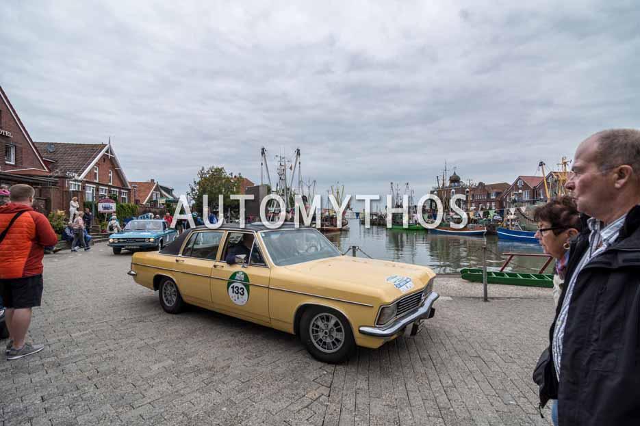 Automythos | 11. Hamburg Berlin Klassik 2018 | 133 | Jörg Wieneke & Ralf Hartmann | Opel Admiral 2.8 S
