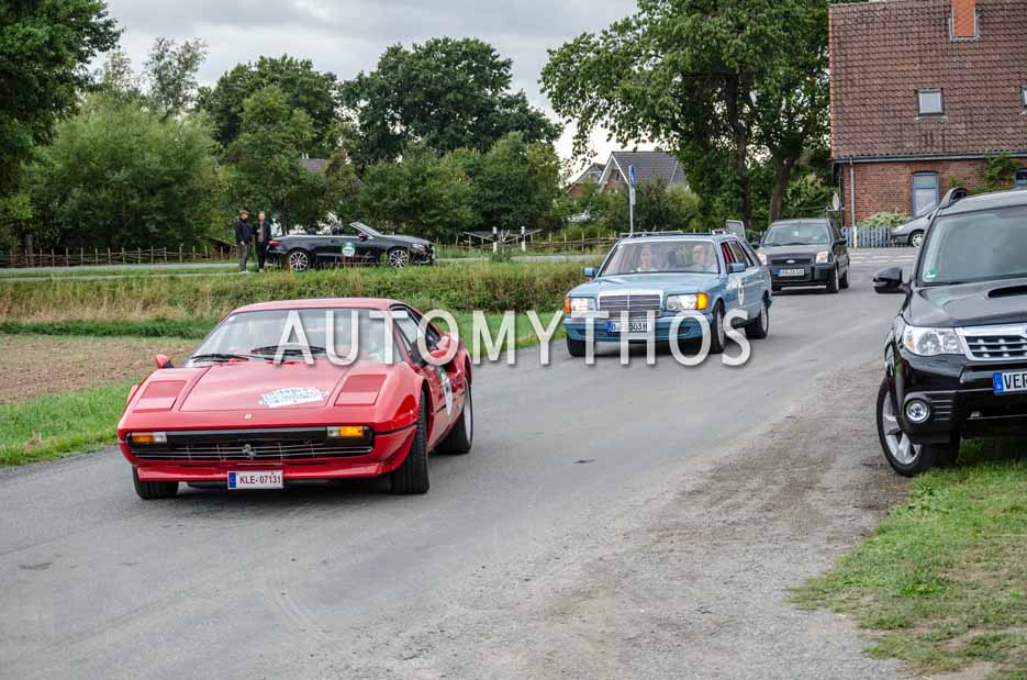 Automythos | 11. Hamburg Berlin Klassik 2018 | 140 | Uwe Benning & Michael Sips | Ferrari 308 GTB