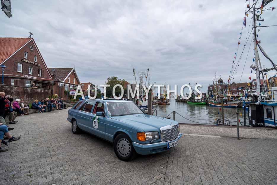 Automythos | 11. Hamburg Berlin Klassik 2018 | 141 | Fred Oehmke & Charlotte Oehmke | Mercedes-Benz 500 SEL