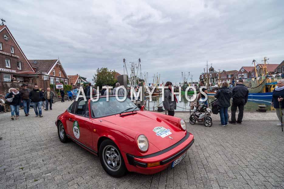 Automythos | 11. Hamburg Berlin Klassik 2018 | 142 | Lars Zühlke & Astrid Böttinger | Porsche 911 SC Targa
