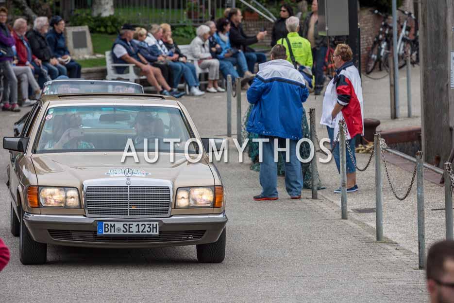 Automythos | 11. Hamburg Berlin Klassik 2018 | 144 | Frank Krasemann & Sandra Krasemann | Mercedes-Benz 280 SE