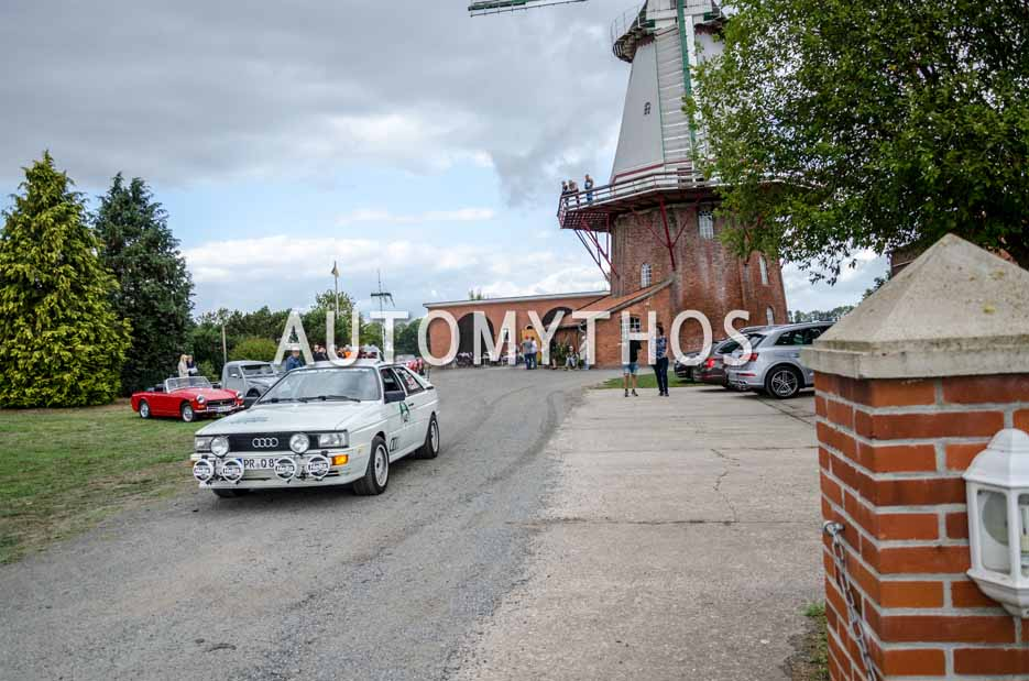 Automythos | 11. Hamburg Berlin Klassik 2018 | 145 | Dietmar Gornig & Ulrike Gornig | Audi quattro