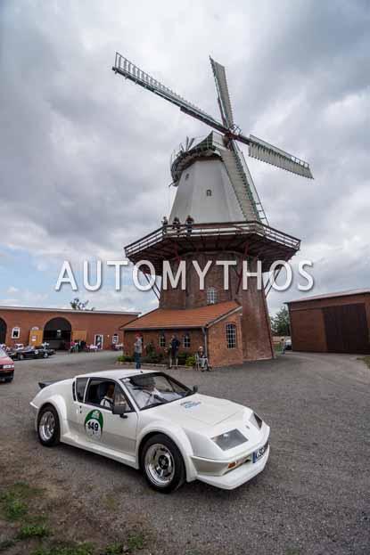 Automythos | 11. Hamburg Berlin Klassik 2018 | 149 | Thomas May-Englert & Angelika Emmerling | Alpine A310 V6