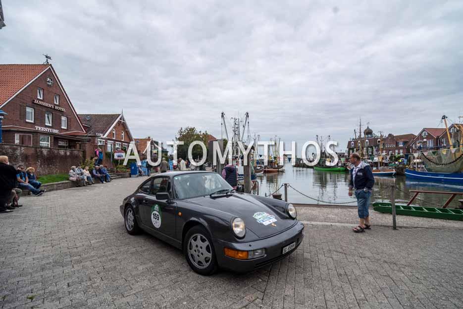 Automythos | 11. Hamburg Berlin Klassik 2018 | 159 | Felix Angehrn & Karl Gschwend | Porsche 911 Carrera 4