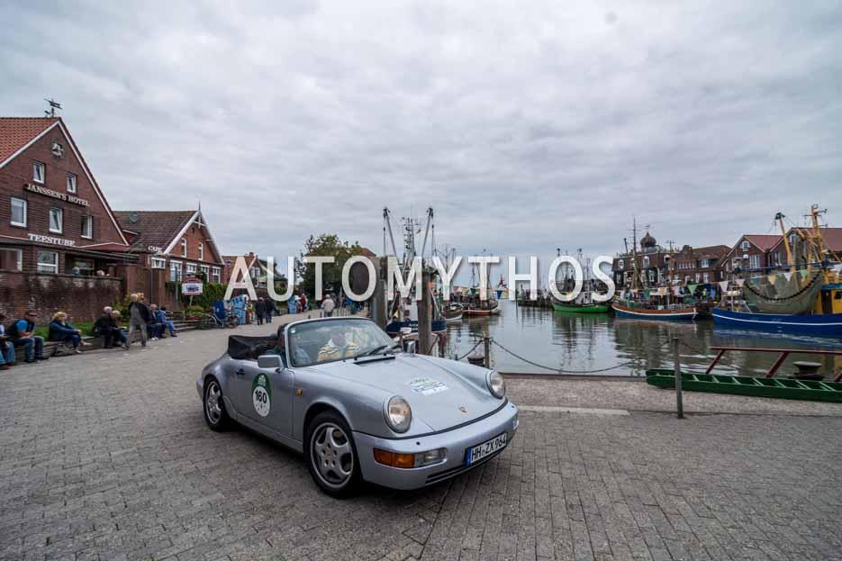 Automythos | 11. Hamburg Berlin Klassik 2018 | 160 | Dr. Martin Kießwetter & Benjamin Körber | Porsche 964 Cabriolet