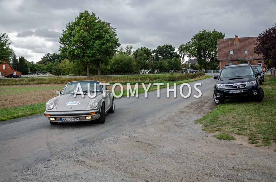 Automythos | 11. Hamburg Berlin Klassik 2018 | 161 | Martin Christian Petersen & Marc Peter Petersen | Porsche 911 Carrera Cabriolet