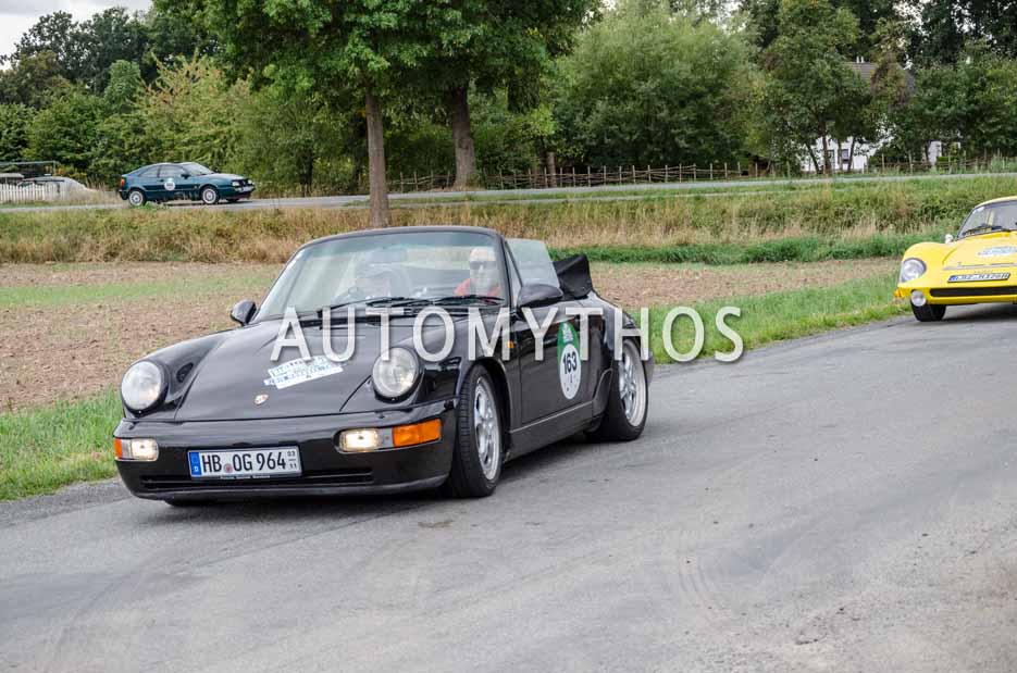 Automythos | 11. Hamburg Berlin Klassik 2018 | 163 | Olaf Gutt & Kerstin Reher | Porsche 911 Carrera 4 Cabriolet