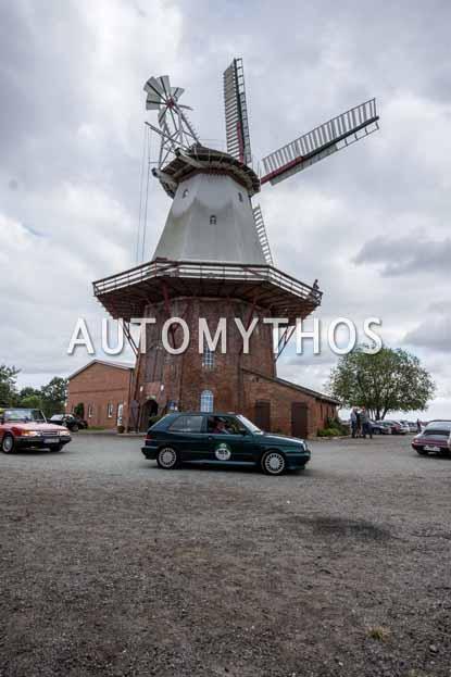 Automythos | 11. Hamburg Berlin Klassik 2018 | 165 | Jan Behrens & Georg Behrens | Volkswagen Rallye Golf G60 Syncro