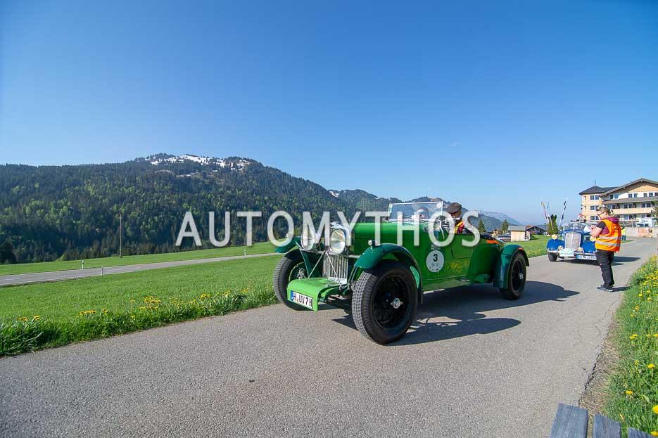 Automythos | 7. Bodensee Klassik 2018 | 3 | Ralf Klaus & Hans Georg Ahrens | Talbot London 90 AV