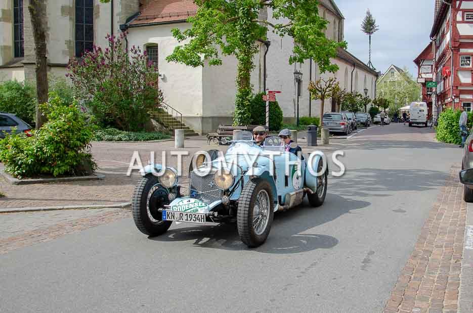 Automythos | 7. Bodensee Klassik 2018 | 4 | Christoph Karle & Steffi Karle | Riley Special