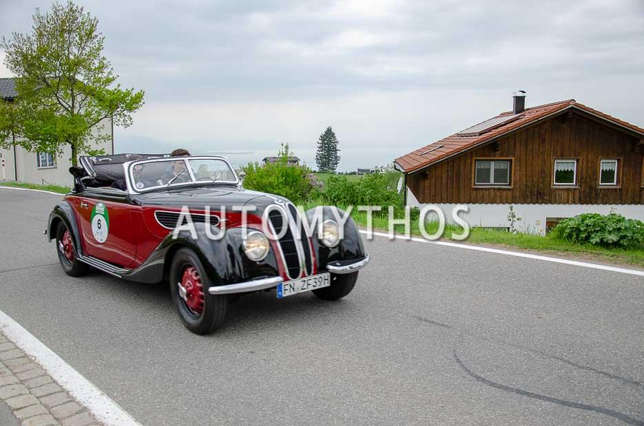 Automythos | 7. Bodensee Klassik 2018 | 6 | Thomas Wenzel & Frank Mahlberg | BMW 327/28