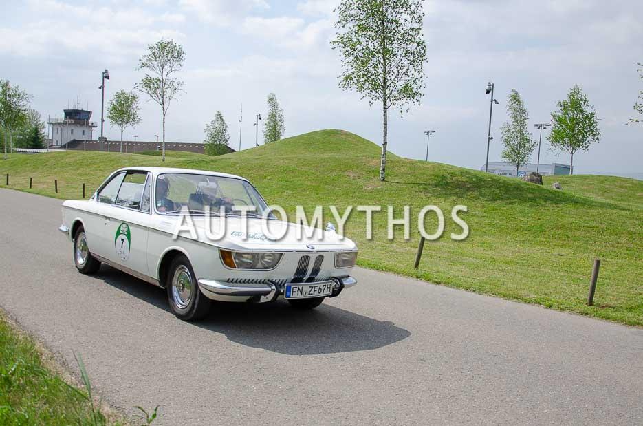 Automythos | 7. Bodensee Klassik 2018 | 7 | Christian Steiger & Janine Vogler | BMW 2000 C