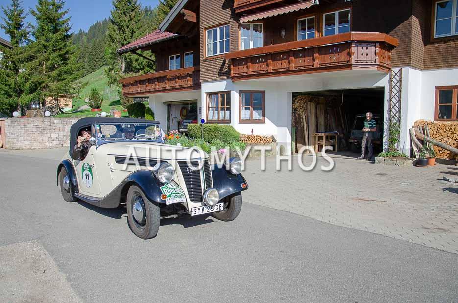 Automythos | 7. Bodensee Klassik 2018 | 11 | Otakar Chladek & Jana Barborová | Praga 1128