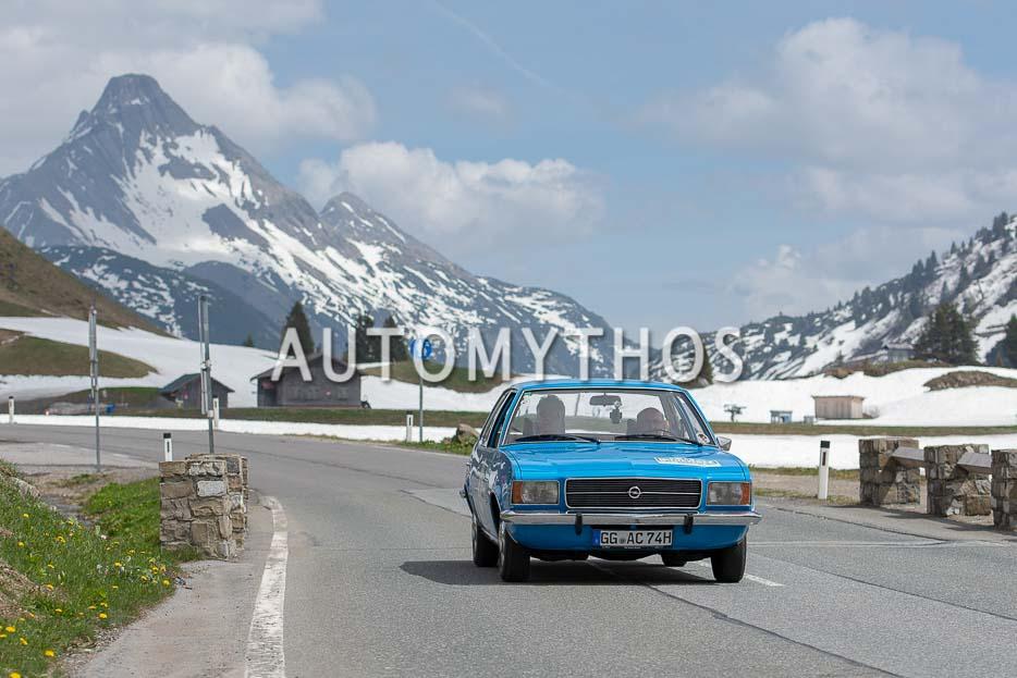 Automythos | 7. Bodensee Klassik 2018 | 14 | Wolfgang Kerst & Norbert Hellmer | Citroën 11 CV B