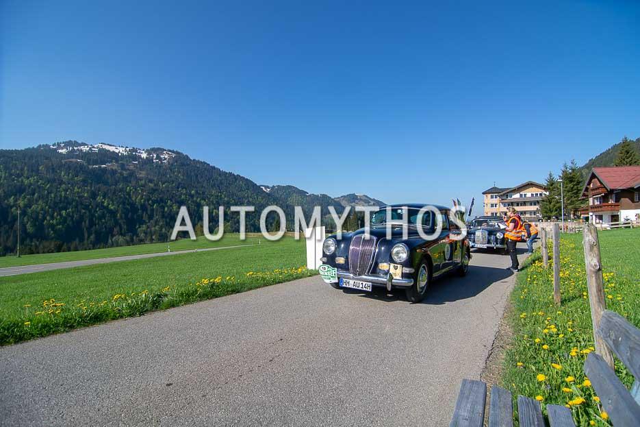 Automythos | 7. Bodensee Klassik 2018 | 19 | Pieter Wasmuth & Andrea Wasmuth | Lancia Aurelia B12