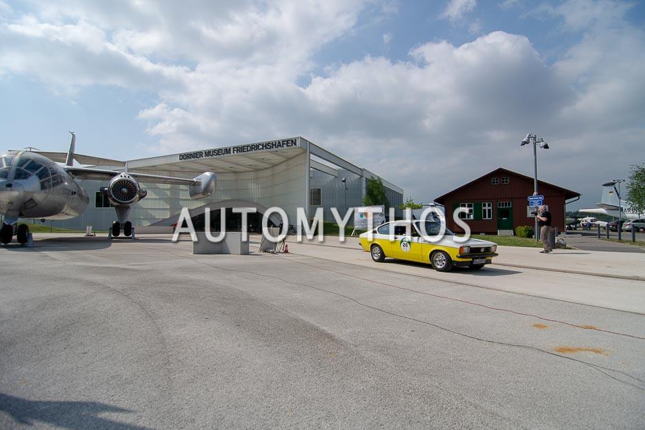 Automythos | 7. Bodensee Klassik 2018 | 26 | Boris Pieritz & David Hamprecht | Opel GT