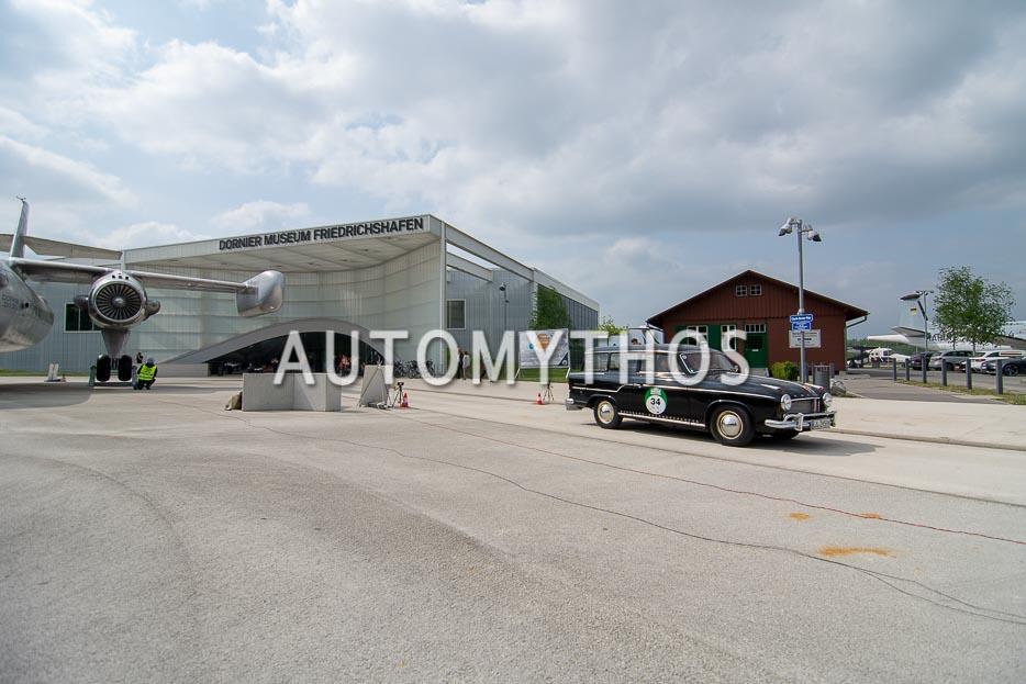 Automythos | 7. Bodensee Klassik 2018 | 34 | Jürgen Betz & Nicole Betz | Goliath Hansa 1100