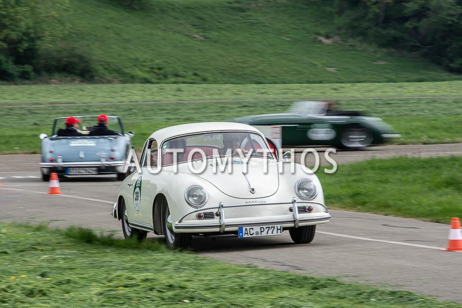 Automythos | 7. Bodensee Klassik 2018 | 39 | Dr. Michael Effing & Chiara Effing | Porsche 356 A