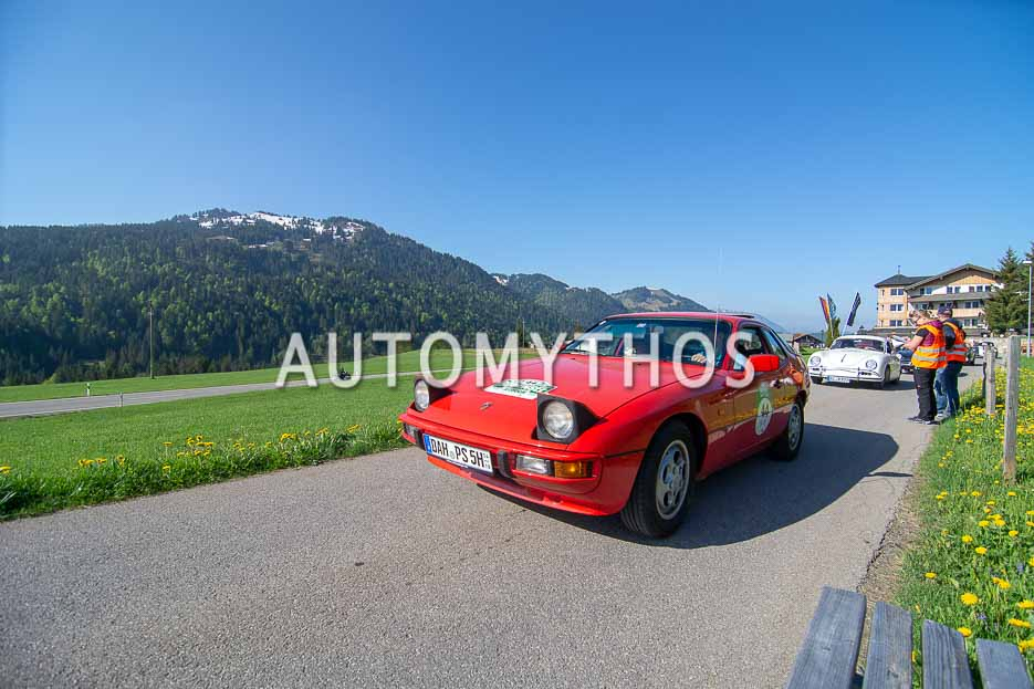 Automythos | 7. Bodensee Klassik 2018 | 44 | Michael Pitsch & Christina Pitsch | Porsche 924 S