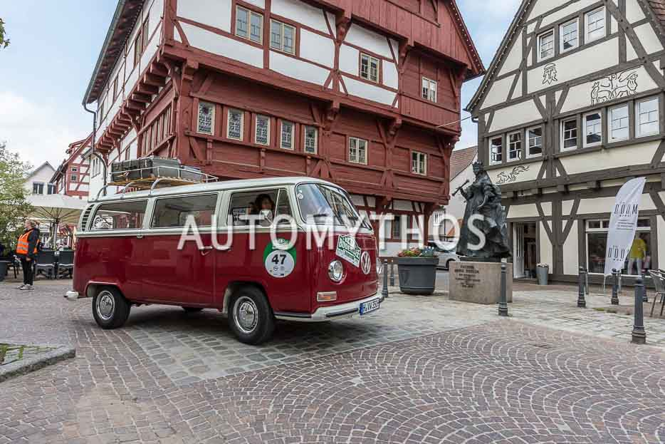 Automythos | 7. Bodensee Klassik 2018 | 47 | Dr. Eckhard Scholz & Cornelia Scholz | Volkswagen T2