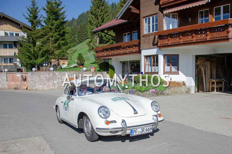 Automythos | 7. Bodensee Klassik 2018 | 50 | Jürgen Rückher & Heinz Haller | Porsche 356 C