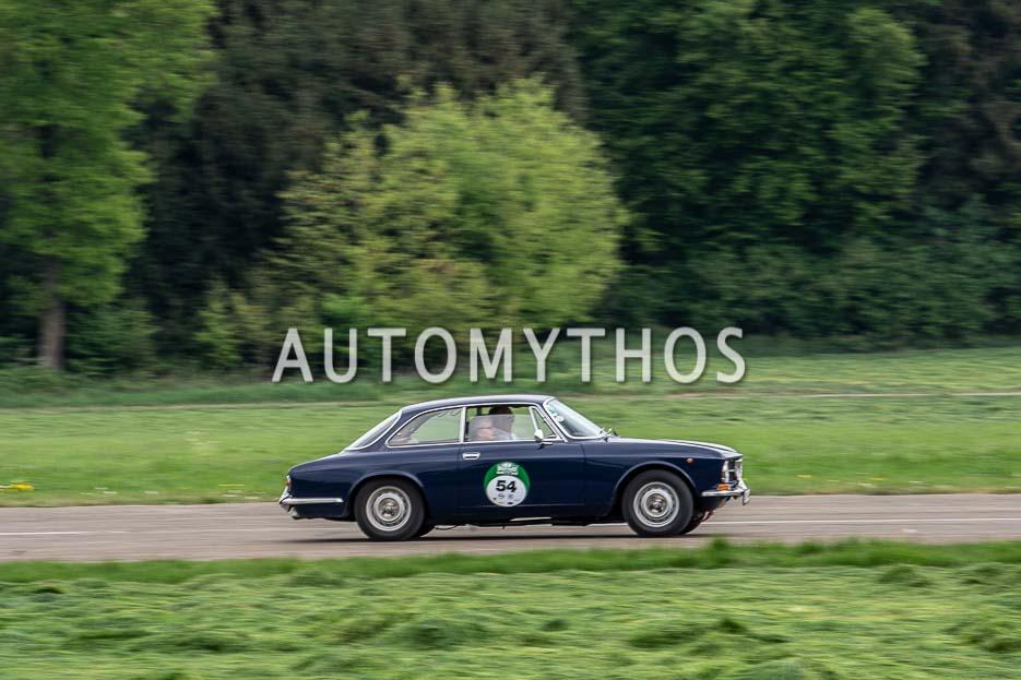 Automythos | 7. Bodensee Klassik 2018 | 54 | Rigobert Diem & Christl Diem | Alfa Romeo Junior GT