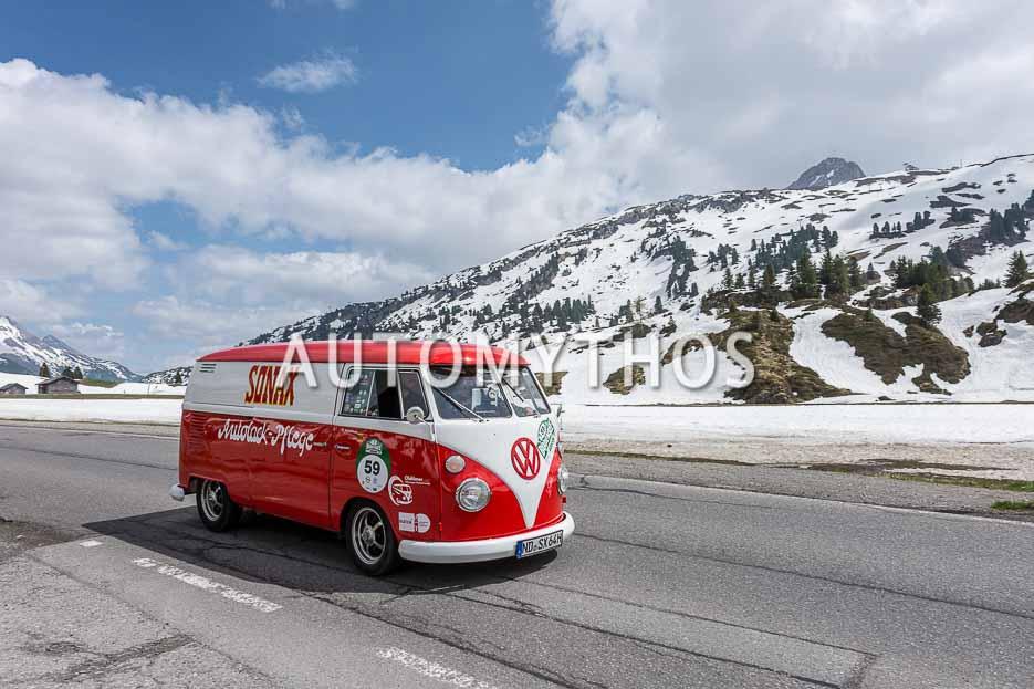 Automythos | 7. Bodensee Klassik 2018 | 59 | Dirk Hattenhauer & Tim Lücke | Volkswagen T1