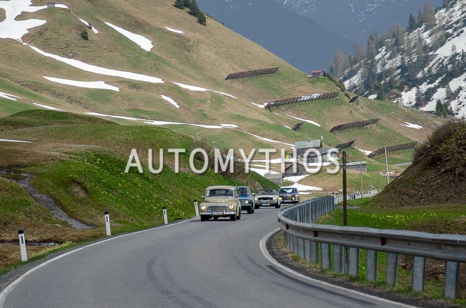 Automythos | 7. Bodensee Klassik 2018 | 60 | Felix Müller & Philipp Müller | Volvo PV544