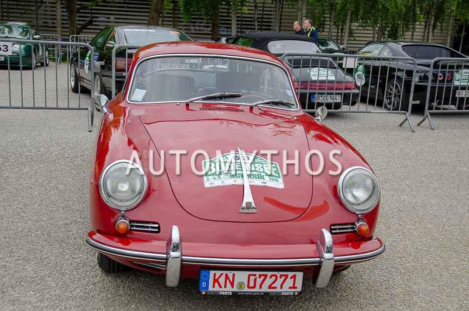 Automythos | 7. Bodensee Klassik 2018 | 63 | Cebio Soukou & Leonie Soukou | Porsche 356 C