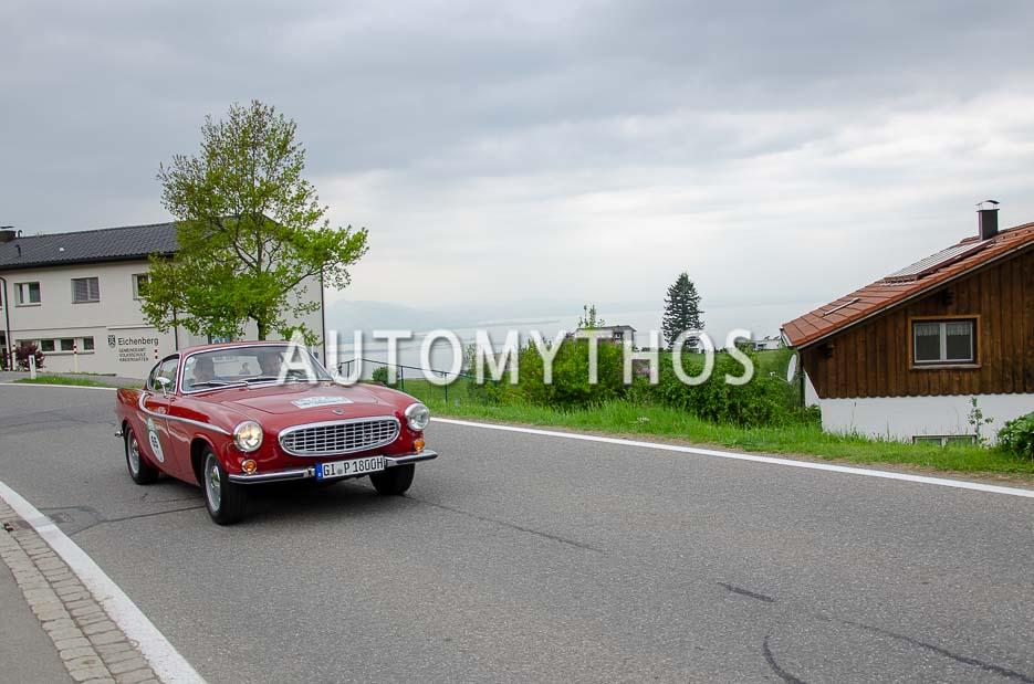 Automythos | 7. Bodensee Klassik 2018 | 65 | Michael Schweitzer & Roland Wildberg | Volvo P1800 S