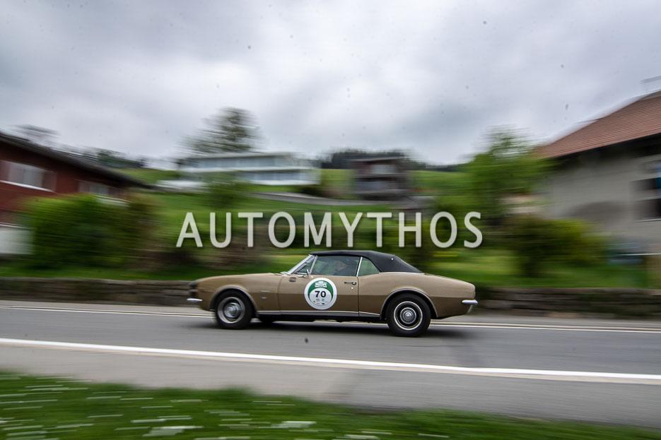 Automythos | 7. Bodensee Klassik 2018 | 70 | Holger Völsch & Holger Friess | Chevrolet Camaro