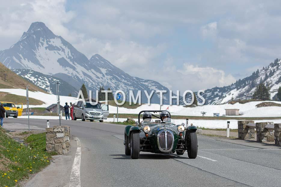 Automythos | 7. Bodensee Klassik 2018 | 72 | Helmut Nigst & Andreas Strohschen | Kougar Sports Mk I