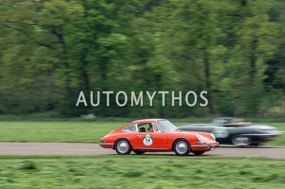 Automythos   7. Bodensee Klassik 2018   74   Alexander Ehrhardt & Heike Ehrhardt   Porsche 912