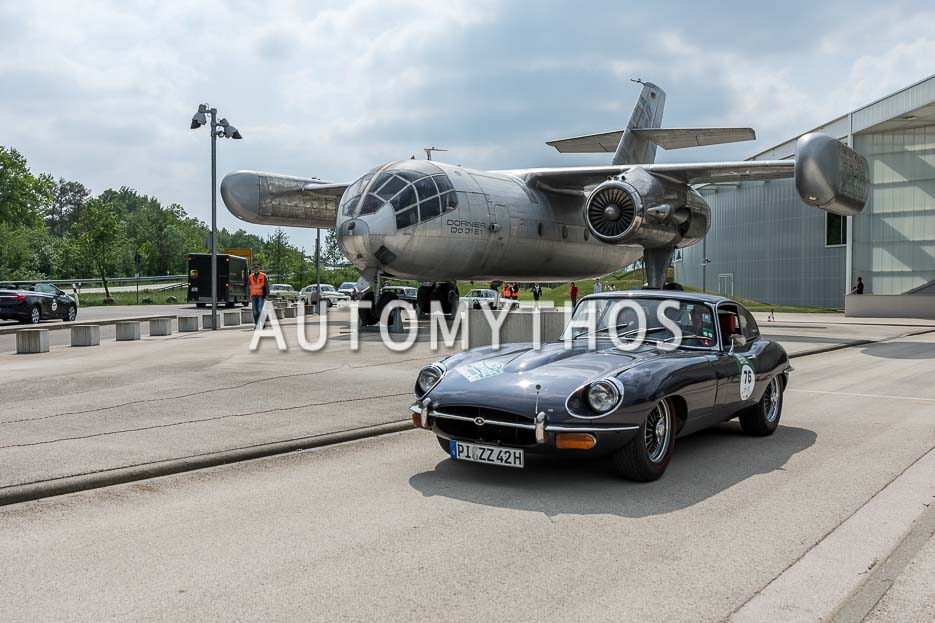 Automythos | 7. Bodensee Klassik 2018 | 76 | Kai Eckert & Georg Wartelsteiner | Jaguar E-Type Series 2