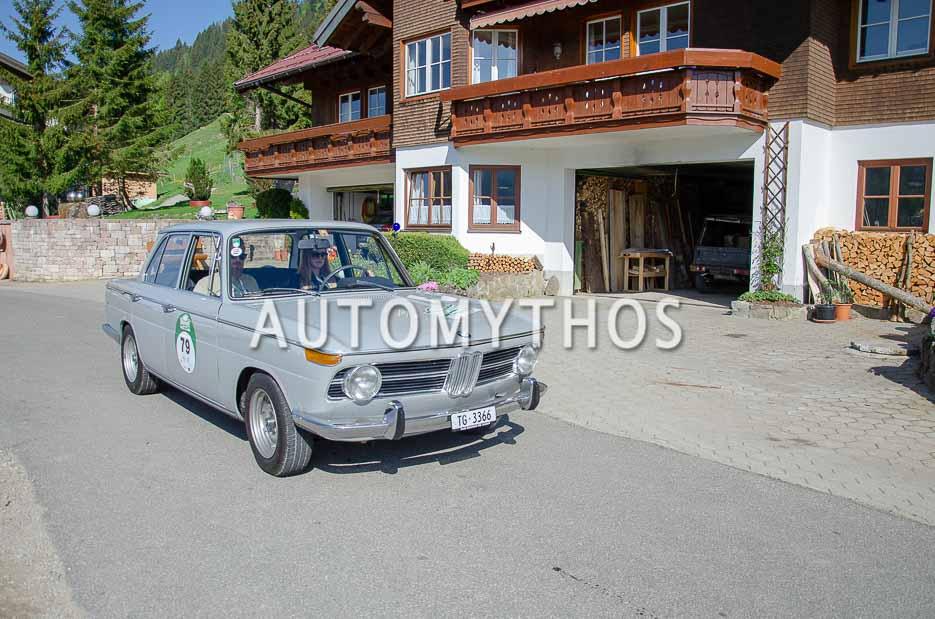 Automythos | 7. Bodensee Klassik 2018 | 79 | Justine Eberhart & Timon Kaspar | BMW 1800