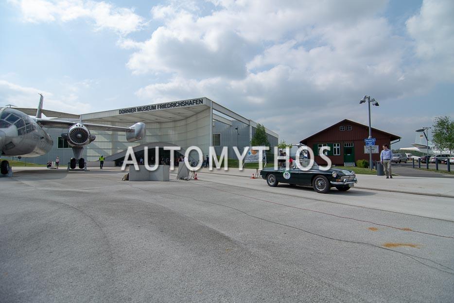 Automythos | 7. Bodensee Klassik 2018 | 80 | Remo Gentina & Bernhard Metzger | MG MGC