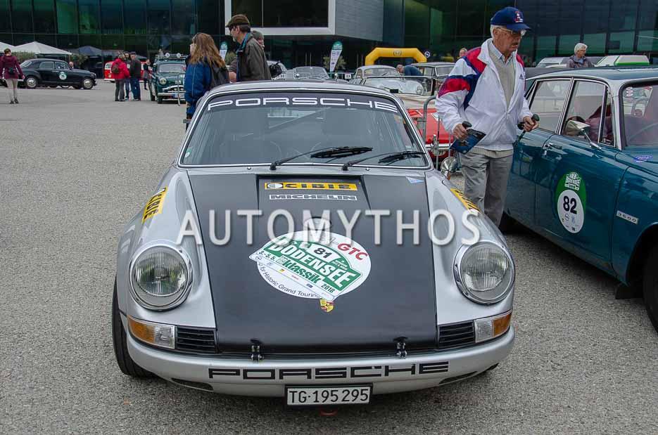 Automythos | 7. Bodensee Klassik 2018 | 81 | Dr. Oliver Vietze & Kristiane Vietze | Porsche 911