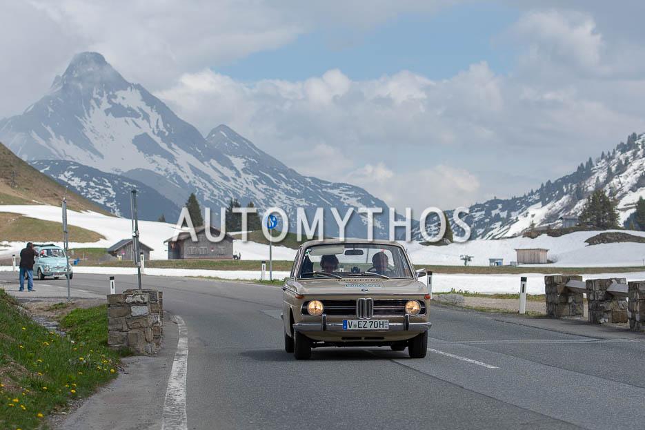 Automythos | 7. Bodensee Klassik 2018 | 86 | Uwe Ehrlein & Ramona Eiselt | BMW 1800