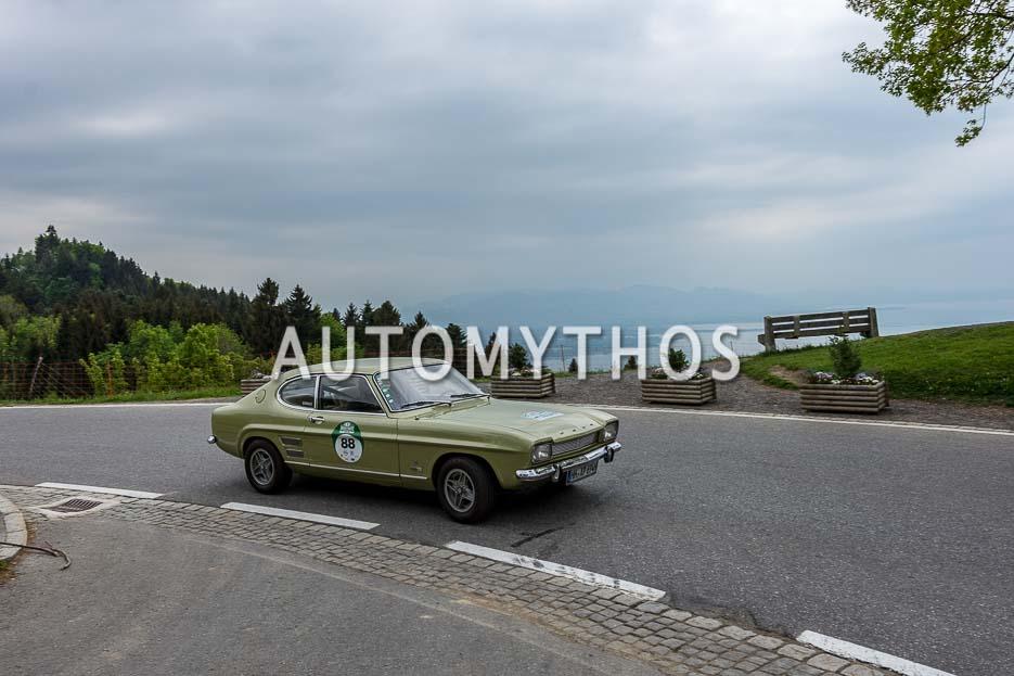 Automythos | 7. Bodensee Klassik 2018 | 88 | André Preiß & Bernd Volkens | Ford Capri 1600 GT