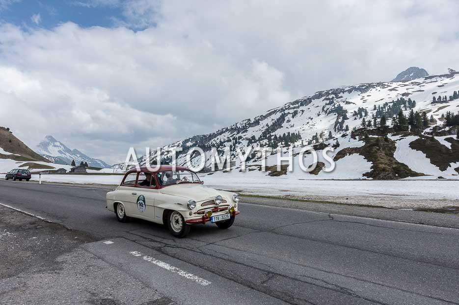 Automythos | 7. Bodensee Klassik 2018 | 92 | Huo Hongwei & Wang Chen | Skoda 440